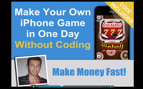 Pinball Course Overview iOS developer tutorial