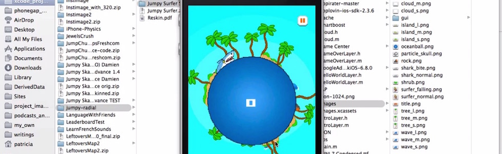 Round Flappy Bird iOS Development Tutorial