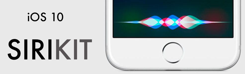 SiriKit app development tutorial