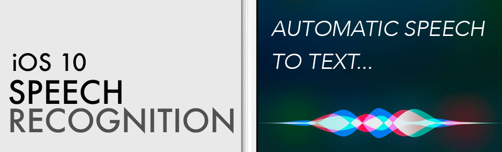 SiriKit speech recognition app tutorial